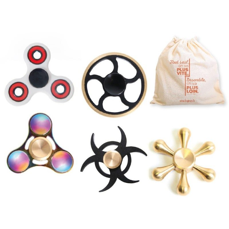 MON SAC A SPINNERS