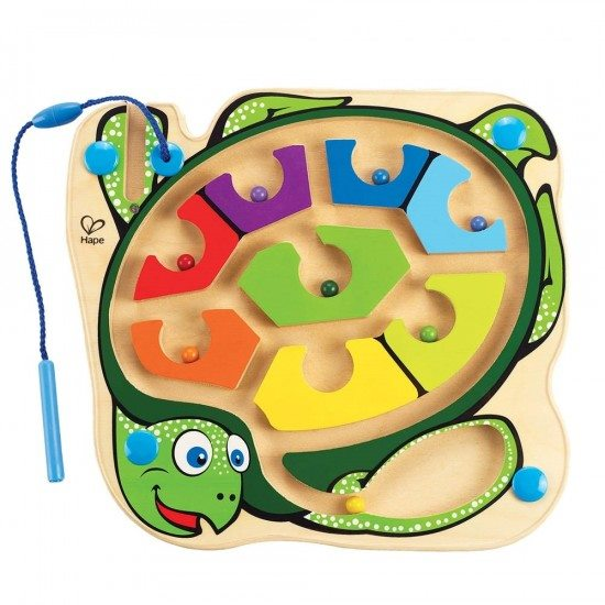 Tortue multicolore