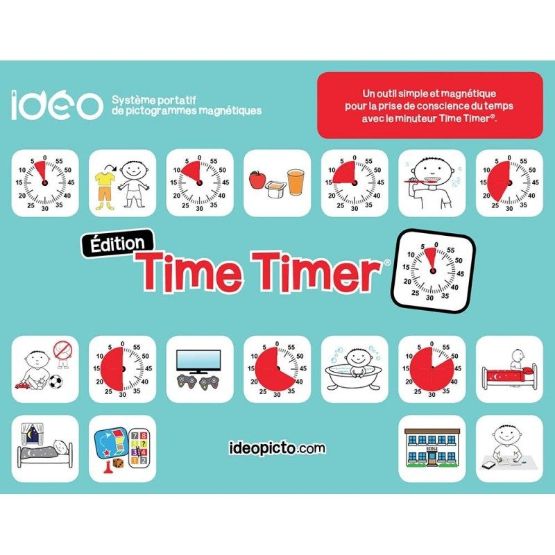 Ideo edition time timer