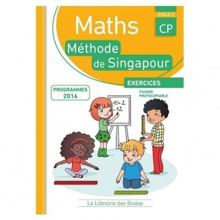 Maths singapour fichier photocopiable cp