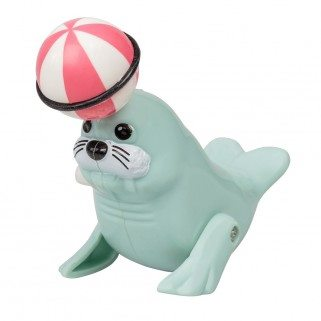 The sensational spinning seal