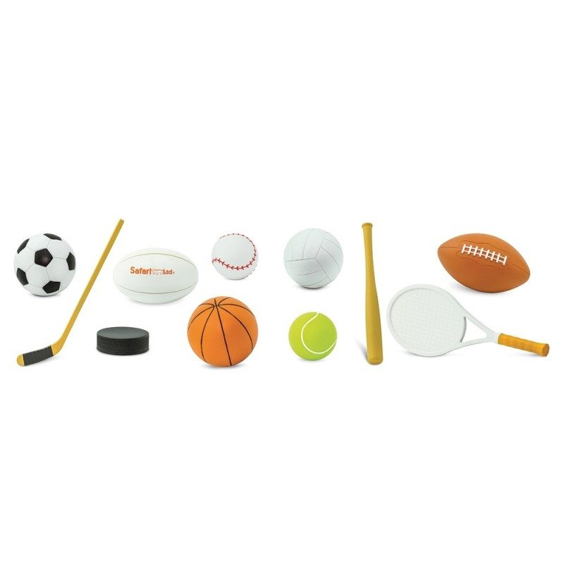 Figurines sports et equipements