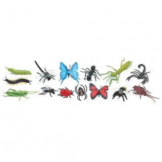 figurines insectes