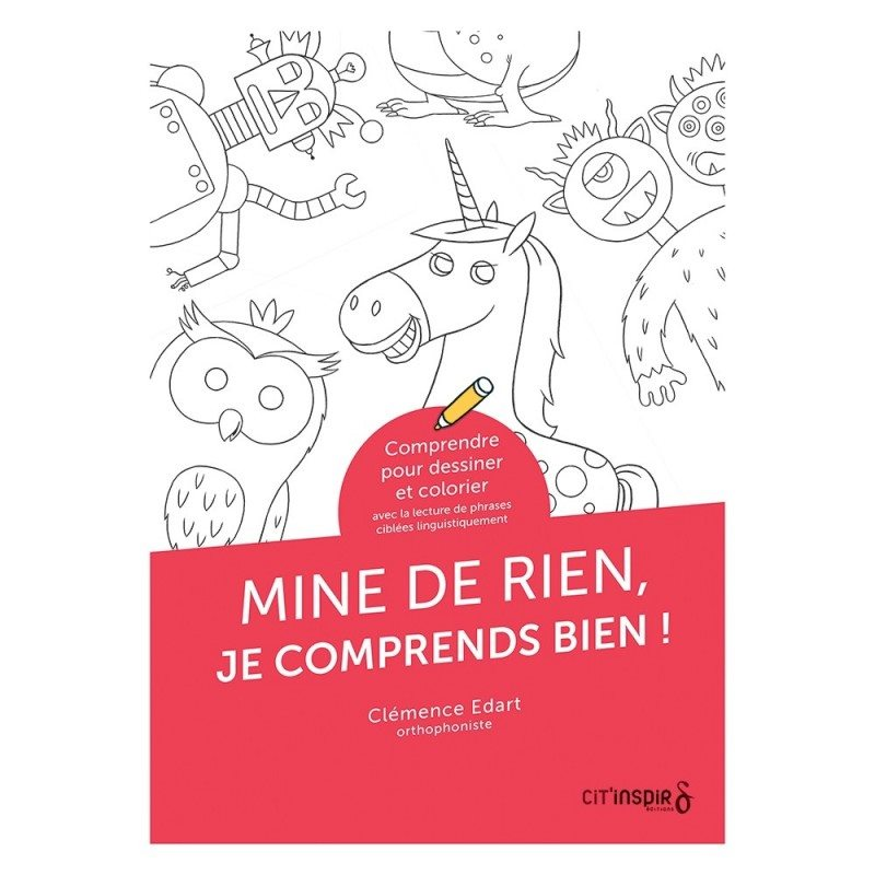 Mine de rien, je comprends bien !