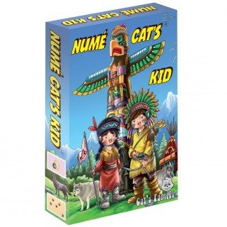 Nume cat's kid