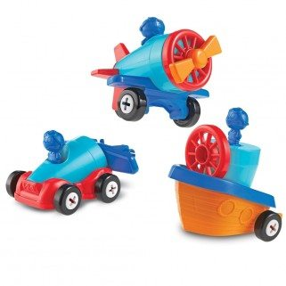 Maquette vehicules 1-2-3