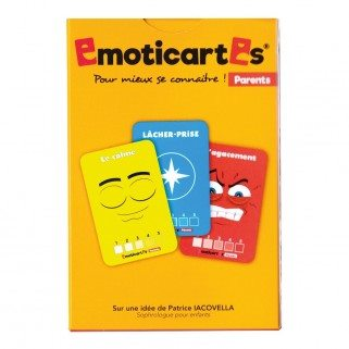 Emoticartes adultes