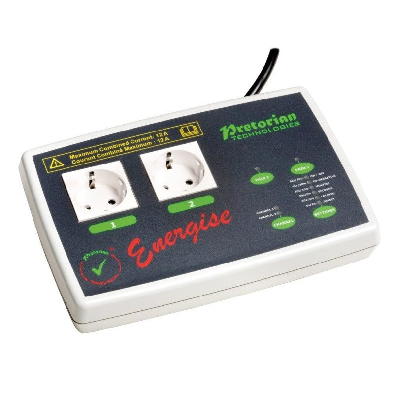 Boitier simplywork energise
