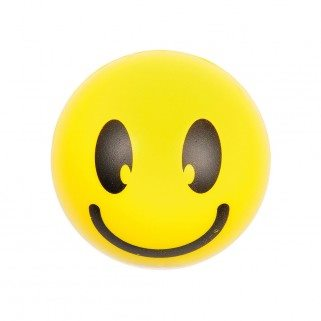 Balle anti-stress smiley