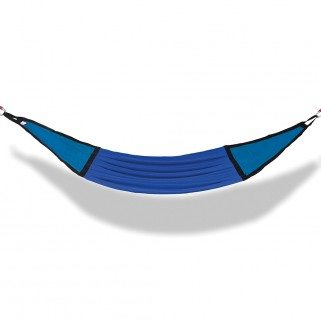 Hamac flexible - bleu
