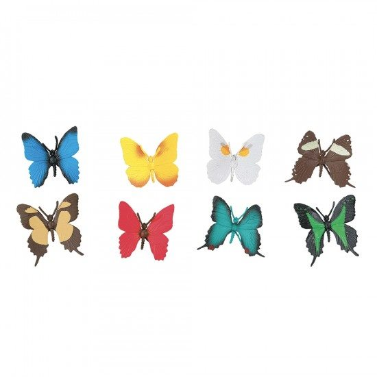 Figurines papillons