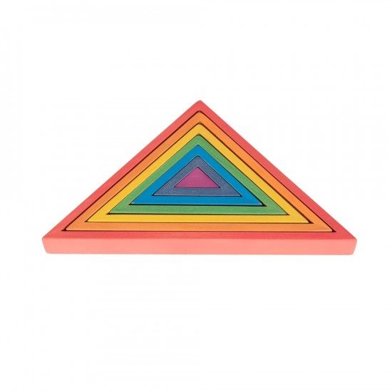 CONSTRUCTION ARC EN CIEL TRIANGLES