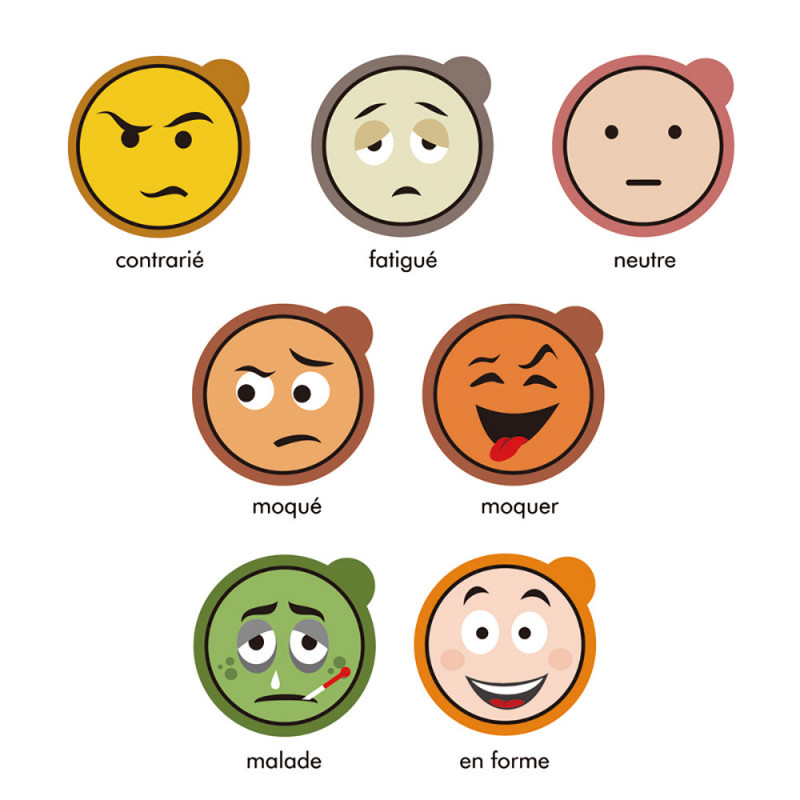 Emotions fines